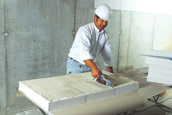 Multipor izolacija stropov