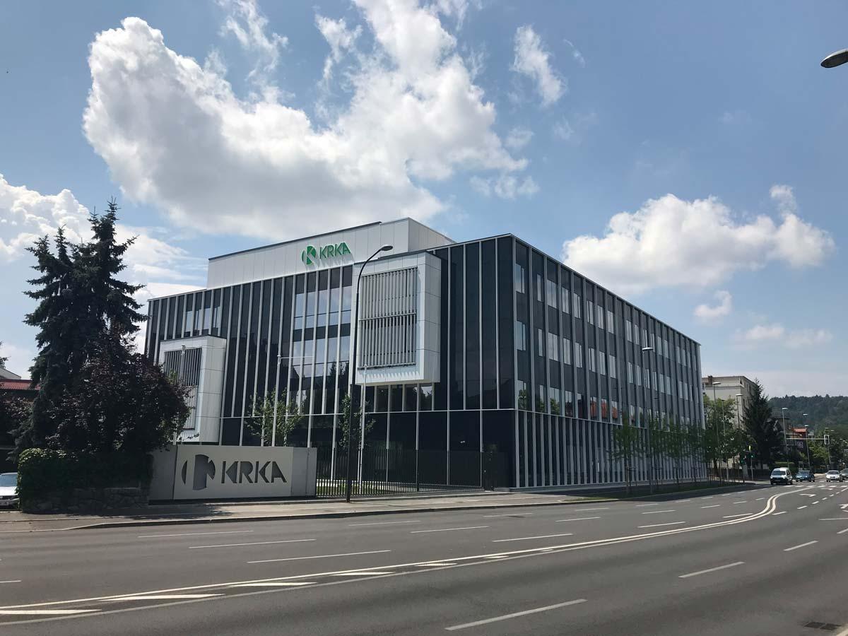Poslovni objekt Krka -Multipor